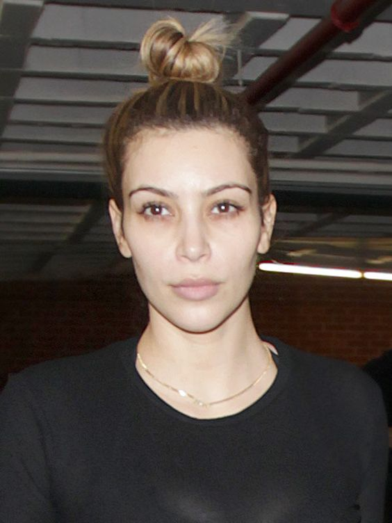 Kim Kardashian Gets A Pedi  Massage Wearing No Makeup  Massage, Pedicures and Beauty