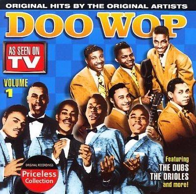 Various - Doo Wop as Seen on TV Vol. 1