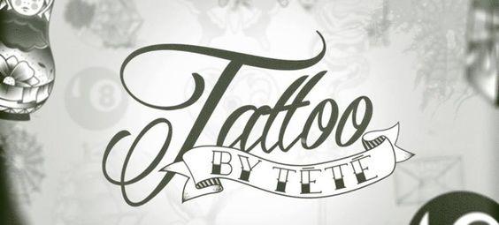Tattoo by Tété