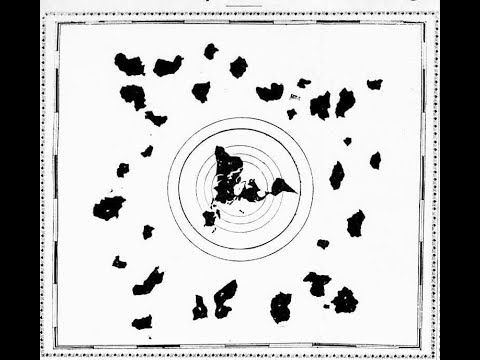 1566 Flat Earth British Re Thinking The 1000 Year Old Buddhist