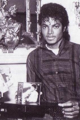 MJ Photo Forum » Thriller Era (off stage)