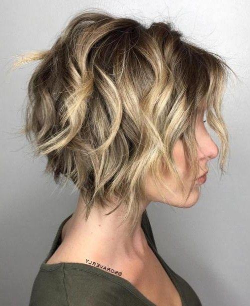 50 Umwerfende Einfache Kurze Frisuren Fur Feines Haar 2019 Einfache Feines Frisuren Fur Haar Kurze Umwerfende Bob Frisur Haarschnitt Haarschnitt Kurz