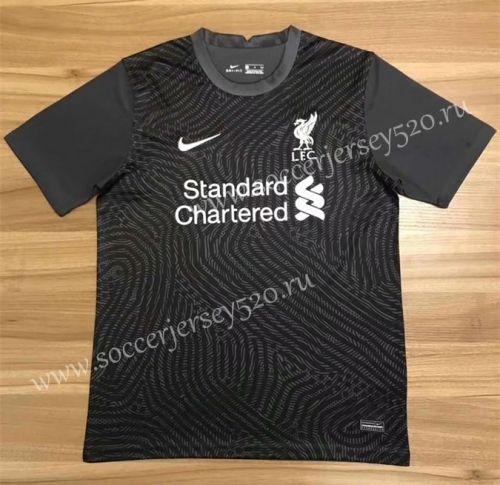 2020 2021 Liverpool Goalkeeper Black Thailand Soccer Jersey Aaa In 2020 Liverpool Goalkeeper Soccer Jersey Goalkeeper