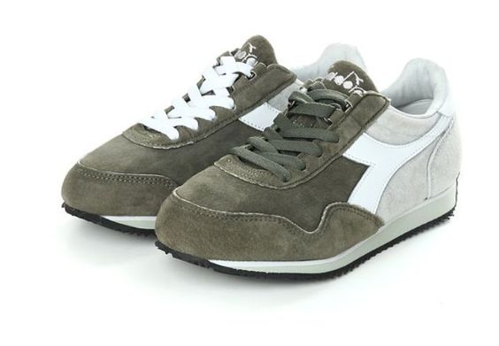 Diadora Hertage Track DV Womens Athlectic Running Shoes D1SND0452 KKG SIZE:7~10 #Diadora #AthleticSneakers