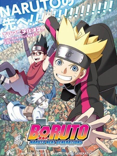 Phim Boruto: Naruto Thế Hệ Kế Tiếp