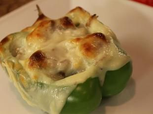 Philly Cheesesteak Peppers | Recipe | Cheesesteak, Roast Beef and The ...