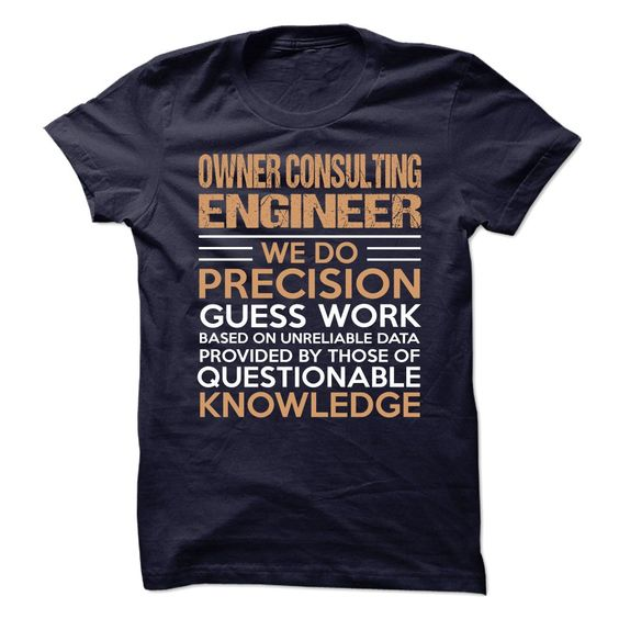 (Tshirt Order) OWNER-CONSULTING-ENGINEER [Teeshirt 2016] Hoodies