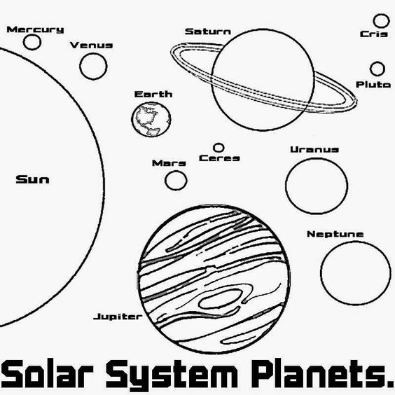 Best 25 Solar System Worksheets Ideas