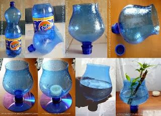 Mãos Criativas - Criando com Fios ( Crochê e Trico): Reciclagem