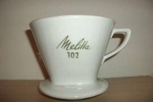 MELITTA CERAMIC FILTER 102 FOR YOUR COFFEE POT white | eBay
