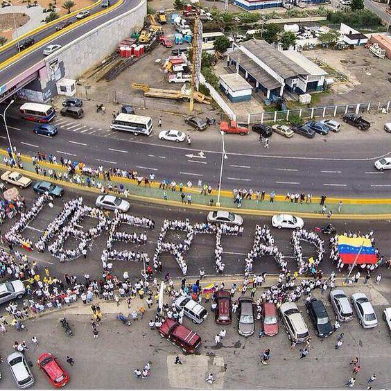 Anzoátegui #30MVenezuelaHora0 2:08PM ¡LIBERTAD!