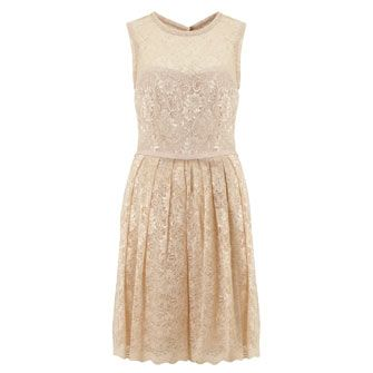 Taylor cream lace dress from tk maxx wedding for Tk maxx dresses for weddings
