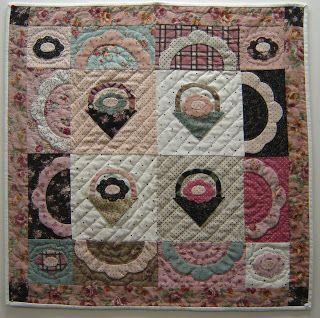 Ponto do quilt: Galeria de Quilts