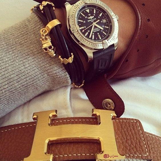 Breitling Uhr - Luxus und Lifestyle für Männer