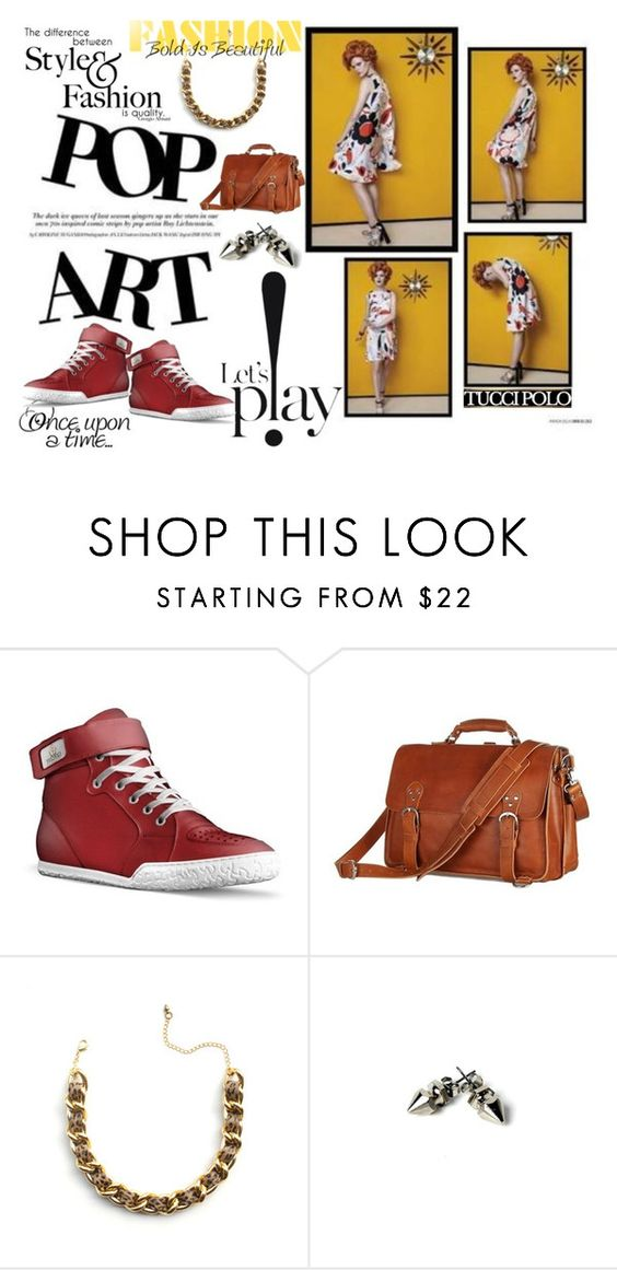 """Pop Art !"" by merryyyyy-132 ❤ liked on Polyvore featuring CO"