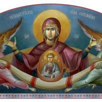 Византийская иконопись: Михаил Алевизакис (православное церковное искусство):