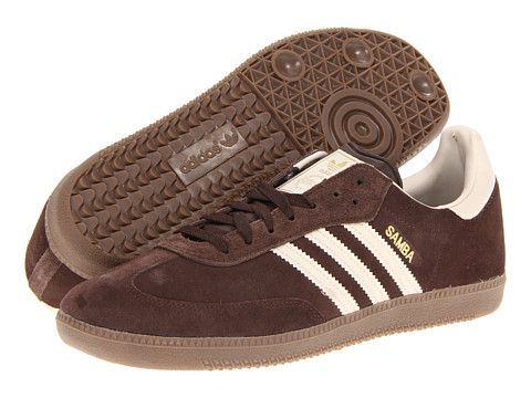 Adidas Originals Brown Suede