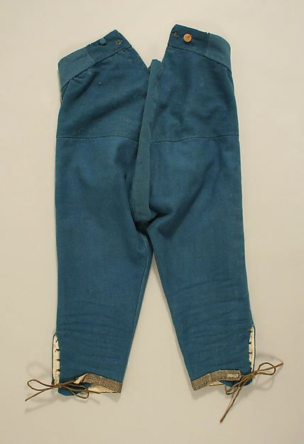 Banyan (image 8 - breeches back) | European | second half 18th century | silk, wool, linen | Metropolitan Museum of Art | Accession Number: C.I.56.5.1a–c