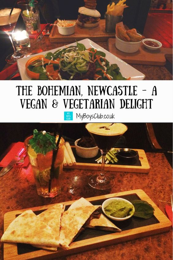 Here are the places in Newcastle to get the best vegan food!