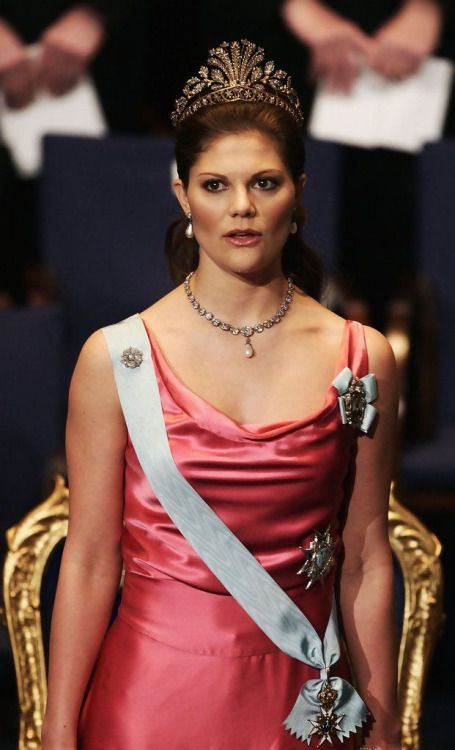 HRH Crown Princess Victoria