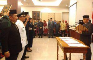 Ratusan Pejabat Pemkot Depok Dirotasi