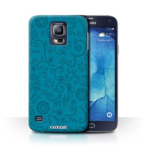 STUFF4 Phone Case / Cover for Samsung Galaxy S5 Neo/G903 / Blue Flower Design / Floral Swirl Pattern Collection, http://www.amazon.ca/dp/B017UEPNX2/ref=cm_sw_r_pi_awdl_Rkdxxb42S7N8Q