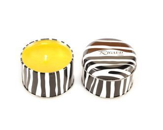 Buy Rigaud Travel Candle Tournesol Yellow at HomeBello. Shop Entire Rigaud Tournesol YellowCandles at HomeBello.