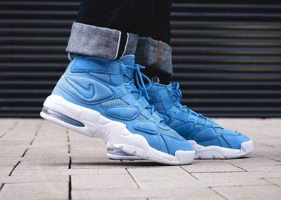 Nike Air Uptempo Speed Low