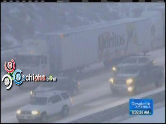 Ola de frío azota a California pero el calor volverá esta semana #video - Cachicha.com