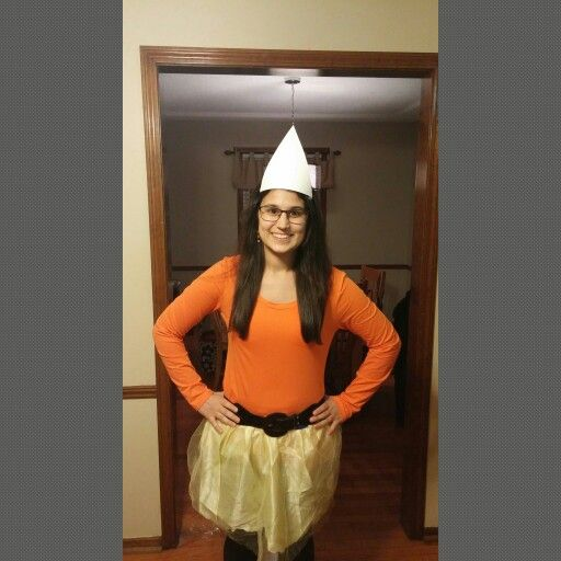 Candy Corn Halloween Costume