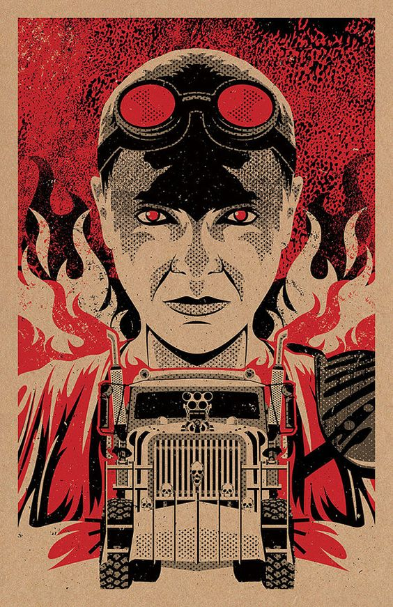 Hey, I found this really awesome Etsy listing at https://www.etsy.com/listing/235349957/mad-max-imperator-furiosa-print-11x17