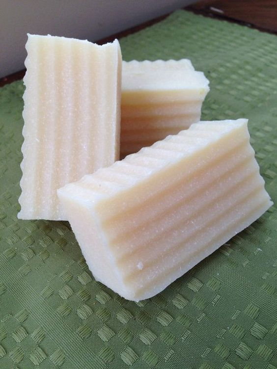 Shampoo bars and Homemade Conditioner