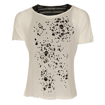 Distressed T-Shirt by Cloak and Dagger