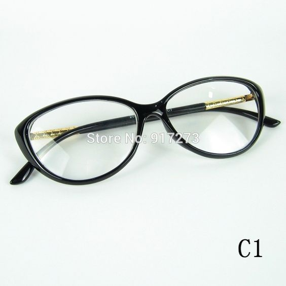 nice 2014 New Design Crescent Style Frame Metal Rhombic Plaid Legs Good Made Optical Glasses For Sexy Lady Wholesale