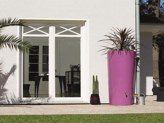 r cup ration d 39 eau de pluie pour le jardin leroy merlin recuperateur deau de pluie. Black Bedroom Furniture Sets. Home Design Ideas