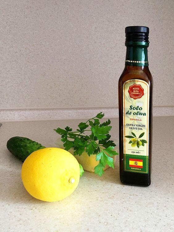 Ингредиенты для салата. Фото: Evgenia Shveda