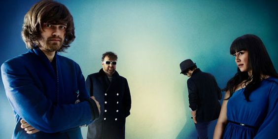 Guillemots: 'We Don't Really Know What's Going To Happen'