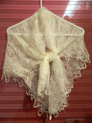 Knitting Shawl Russian : Russian orenburg lace knitted shawl scarf pashmina color