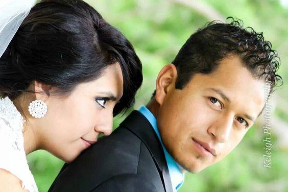 Wedding picture.