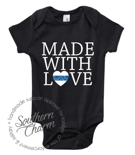 Southern Charm Designs Made With Love Infant Leo 17