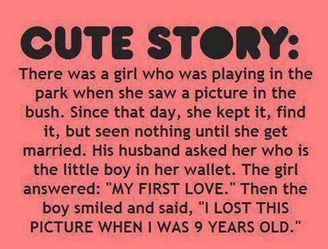 cutest relationship stories ever