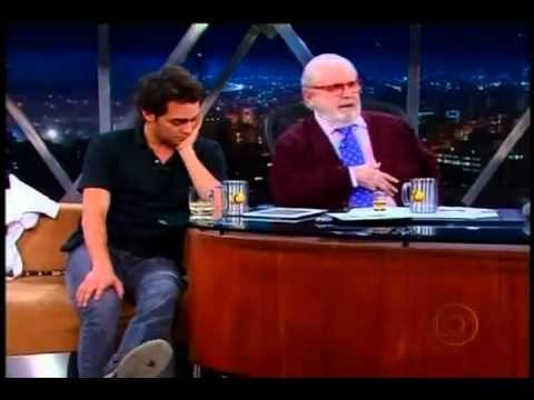 Jô Soares entrevista Eduardo Sterblitch 05 11 2010 (Parte 2 de 4)