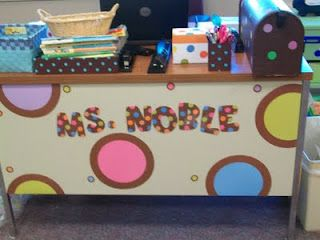 I like this desk even better