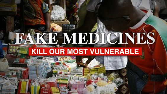 Fake Medicines Ronald Noble, founder of RKN Global, sheds light on the greed and corruption behind fake medicines, which kill a million people each year.  https://www.youtube.com/watch?v=iXXTy6NsDsk