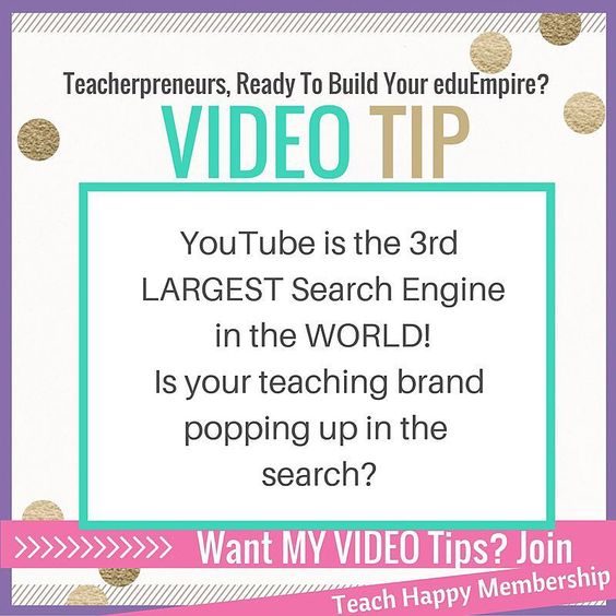 Video Boot Camp continues inside of Teach Happy Membership.  Want help improving your video skills in your classroom and for your teaching brand?  Join us inside Teach Happy Membership.  The video discussion is getting juicy and I'm sharing all my best tips. sheilajaneteaching.com #teachersfollowteachers #teachhappy