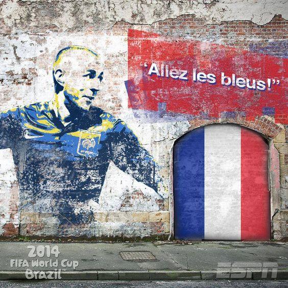 Brazil 2014 - France
