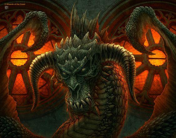 DDM Dragons Collectors Set Cover by kerembeyit.deviantart.com