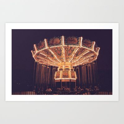 photography  Art Print by Sara Eshak - $22.88