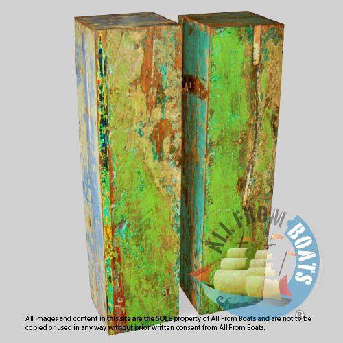 Boat Wood Decor Pedestals Wood Accessories Wood Decor
