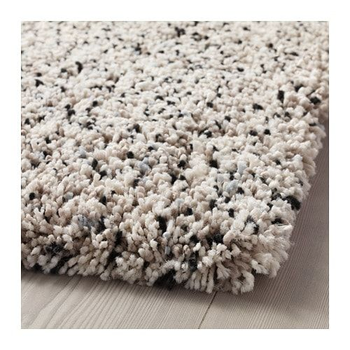 Vindum Teppich Langflor Weiss Ikea Deutschland White Shag Rug Ikea Rug How To Clean Carpet